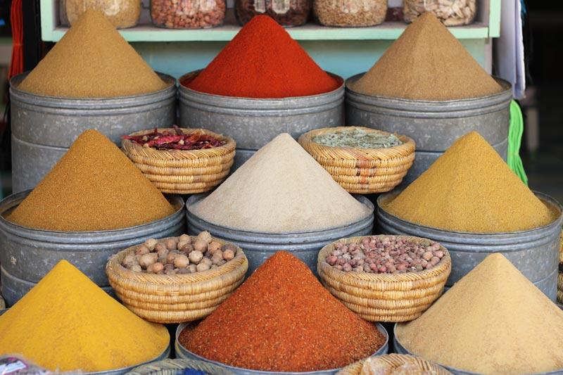 visual merchandising marrakech