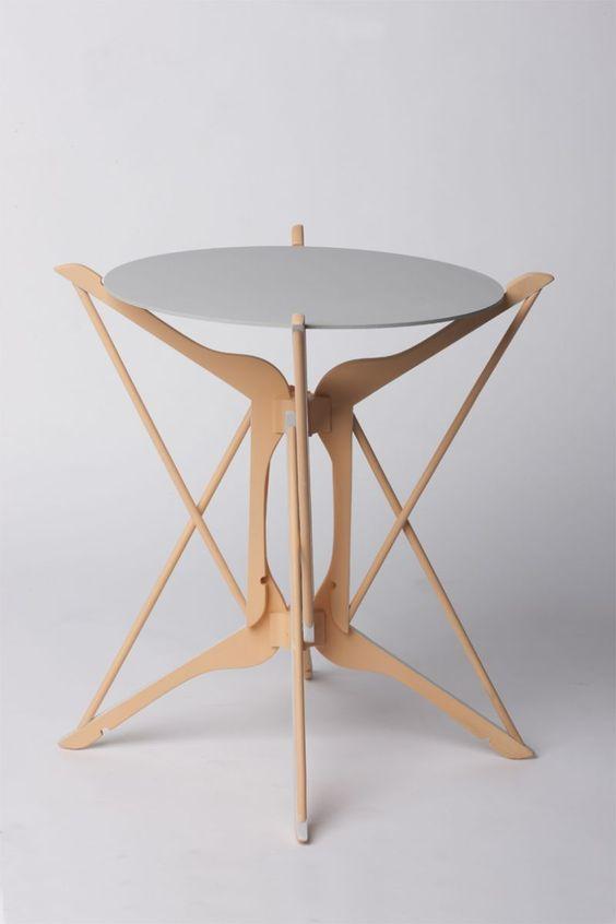 mesa perchas