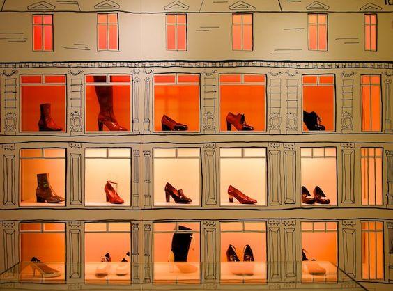 escaparatismo calzado